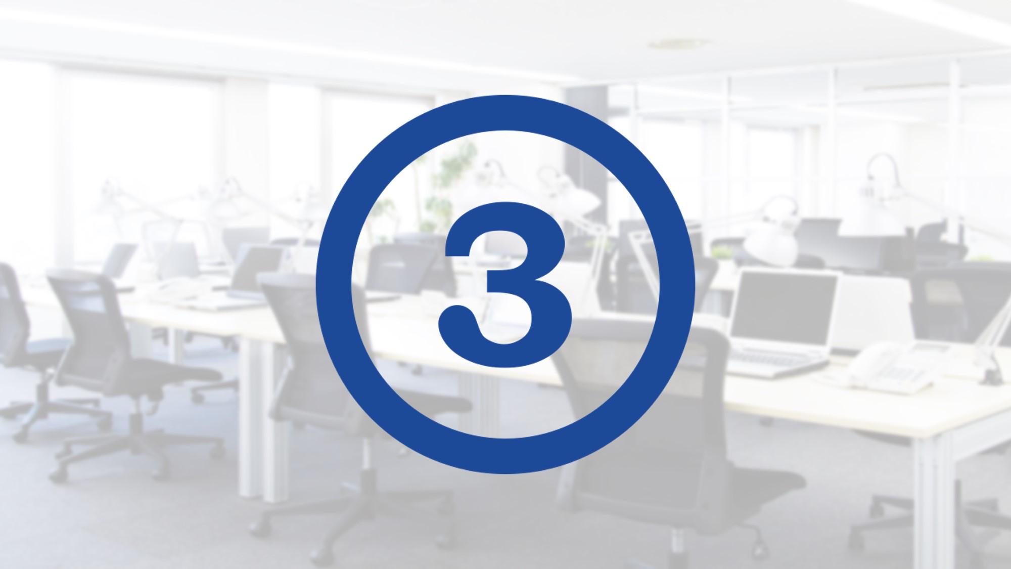 """業績の良い会社のオフィスにみられる""""3つの共通点"""""""